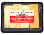 Picture of Assorted Cheese Party Slices