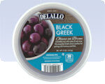 Picture of Black Greek Olives