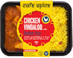 Picture of Chicken Vindaloo With Lemon Rice