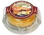 Picture of Cranberry Apricots Almonds Brie En Croute