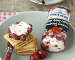 Picture of Cranberry Cinnamon Goat Cheese
