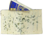 Picture of Danish Blue Cheese (1 pound)