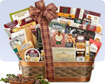 Picture of First Class Gift Basket