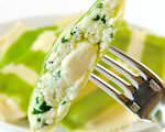 Picture of Goat Cheese & Basil Ravioli