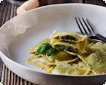 Picture of Organic Kale & White Bean Ravioli