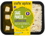 Picture of Saag Paneer With Saffron Rice
