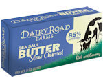 Picture of Sea Salt Dairy Road Butter