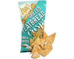 Picture of Simply Salted Grilled Flatbread Crisps