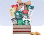 Picture of Starbucks and Teavana Gift Basket