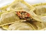 Picture of Quinoa, Sweet Potato and Kale Ravioli