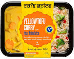 Picture of Yellow Tofu Curry with Thai Fried Rice